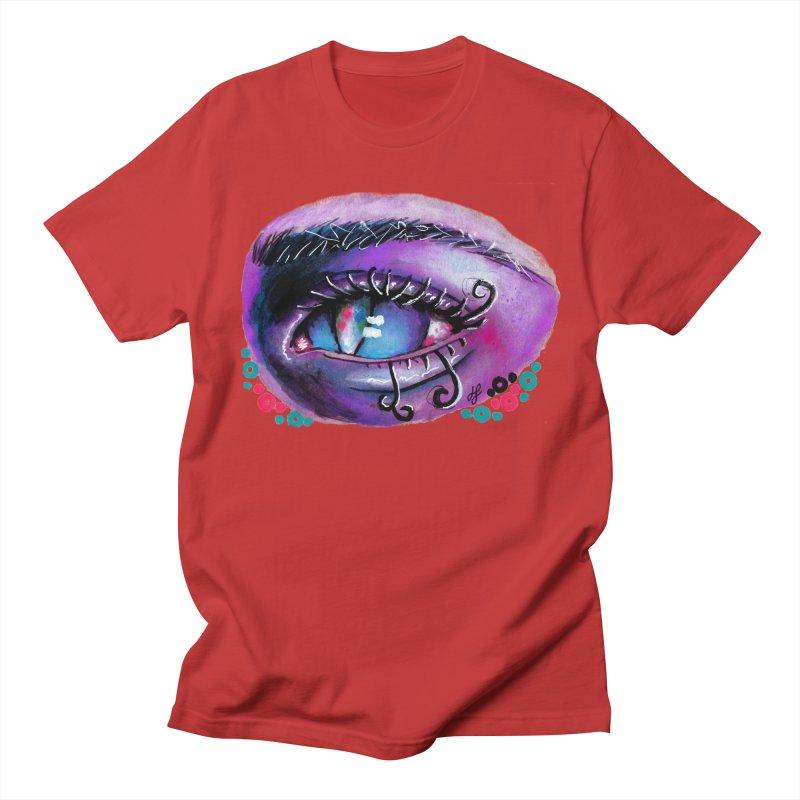 """isolation"" Men's Regular T-Shirt by J. Lavallee's Artist Shop"