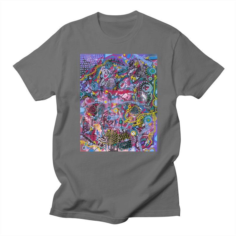 """racing thoughts"" Men's T-Shirt by J. Lavallee's Artist Shop"