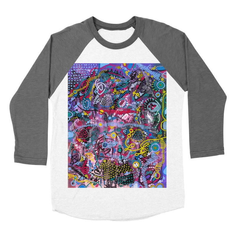 """""""racing thoughts"""" Women's Longsleeve T-Shirt by J. Lavallee's Artist Shop"""