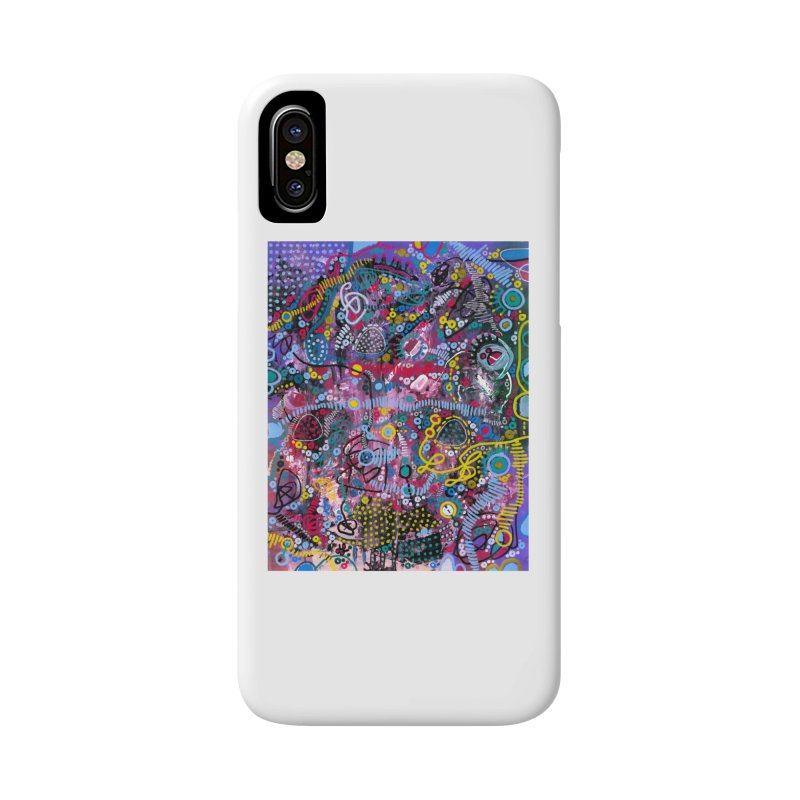 """""""racing thoughts"""" Accessories Phone Case by J. Lavallee's Artist Shop"""