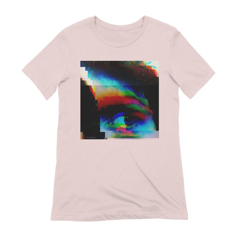 drkness.png Women's Extra Soft T-Shirt by J. Lavallee's Artist Shop