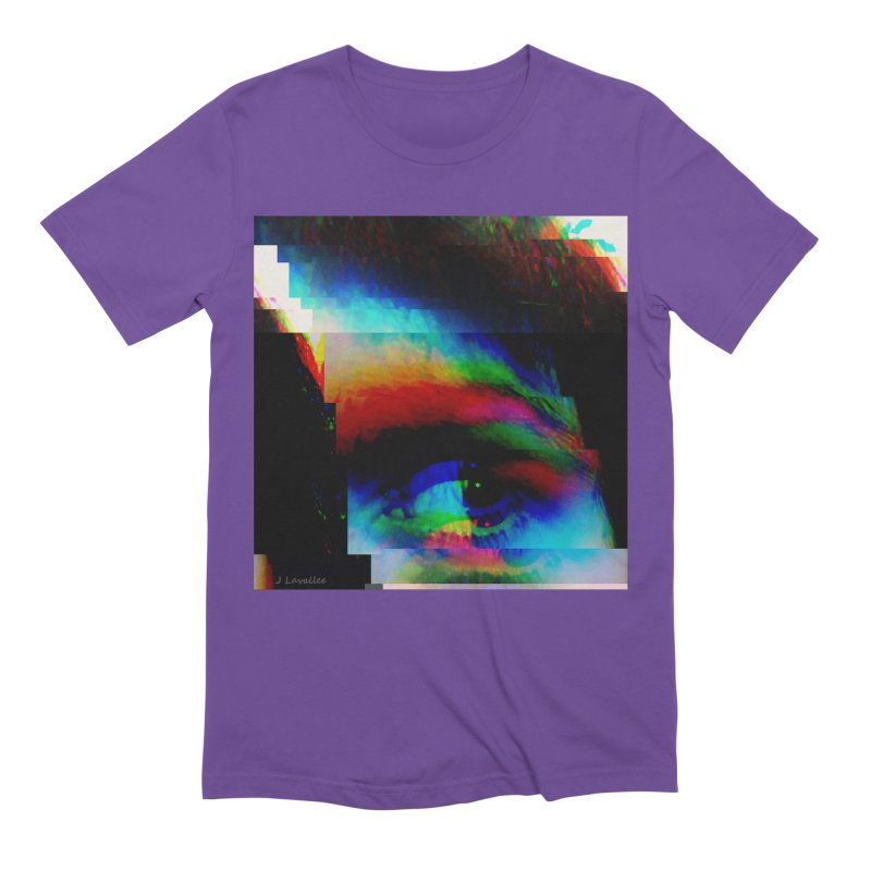 drkness.png Men's Extra Soft T-Shirt by J. Lavallee's Artist Shop