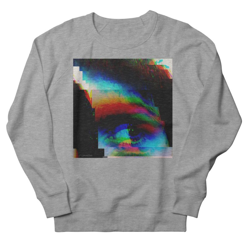 drkness.png Women's French Terry Sweatshirt by J. Lavallee's Artist Shop