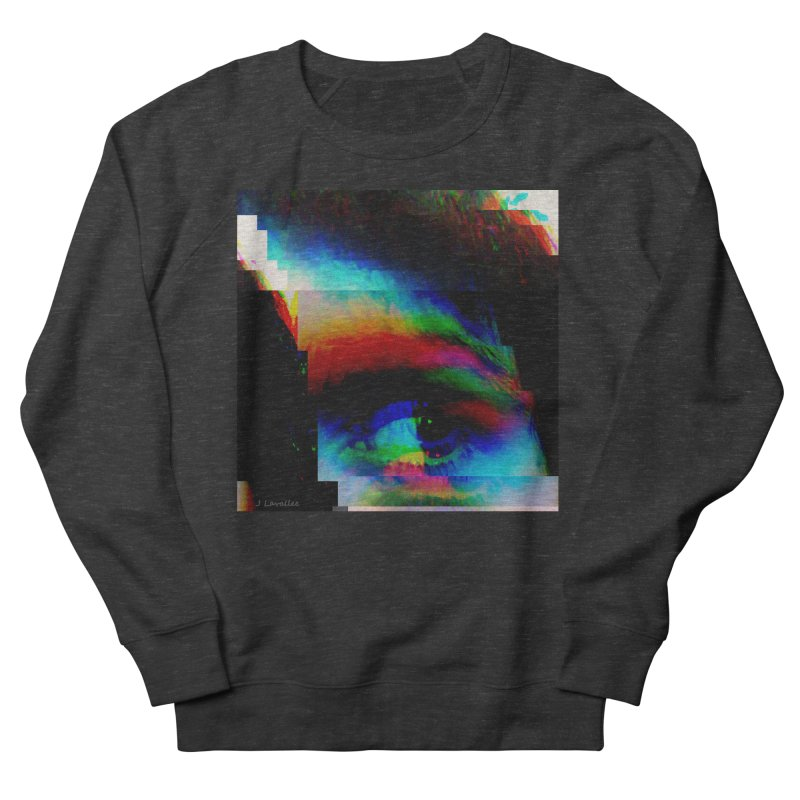 drkness.png Men's French Terry Sweatshirt by J. Lavallee's Artist Shop