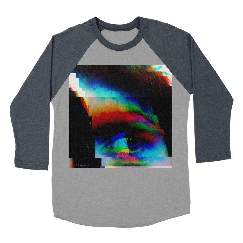 drkness.png Women's Baseball Triblend Longsleeve T-Shirt by J. Lavallee's Artist Shop