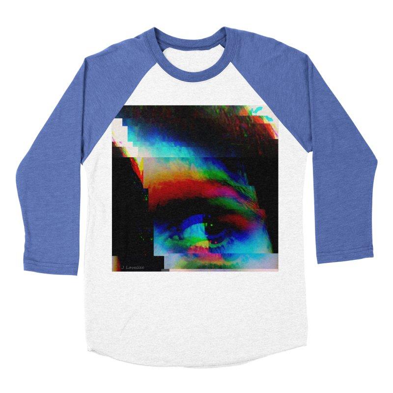 drkness.png Men's Baseball Triblend Longsleeve T-Shirt by J. Lavallee's Artist Shop