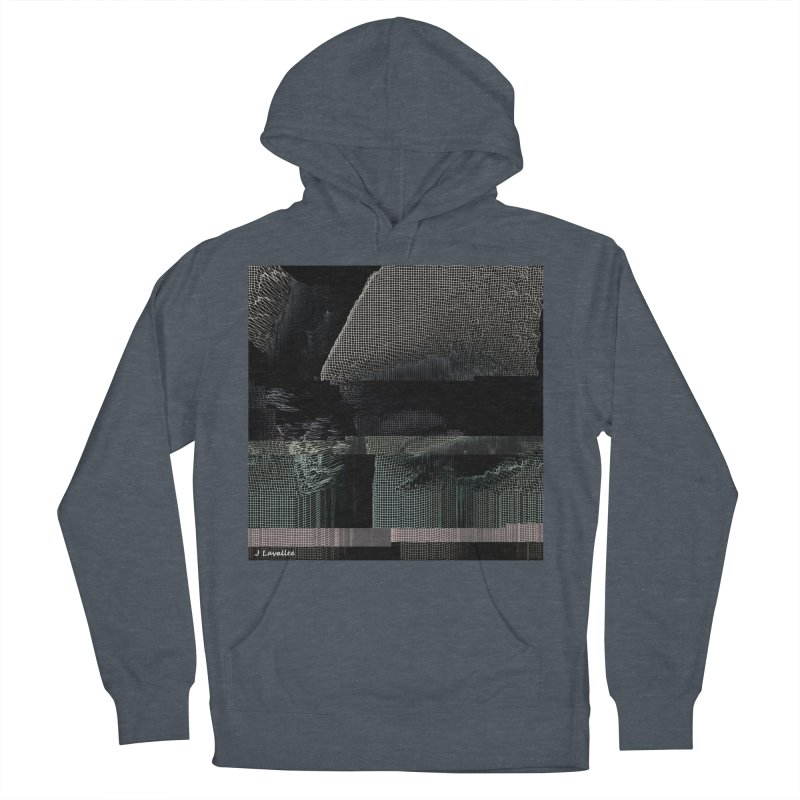 the simulation Women's French Terry Pullover Hoody by J. Lavallee's Artist Shop