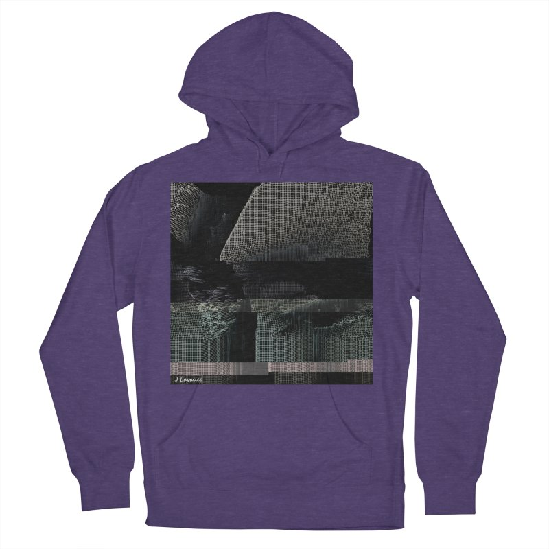 the simulation Men's French Terry Pullover Hoody by J. Lavallee's Artist Shop
