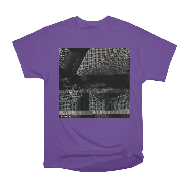 the simulation Men's Heavyweight T-Shirt by J. Lavallee's Artist Shop