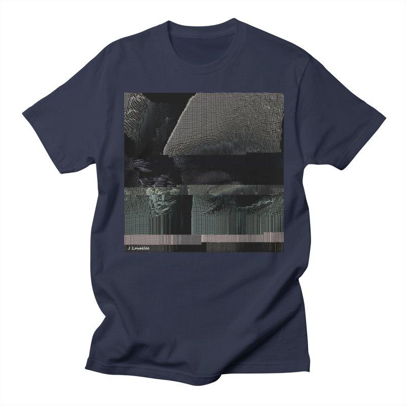 the simulation Men's Regular T-Shirt by J. Lavallee's Artist Shop