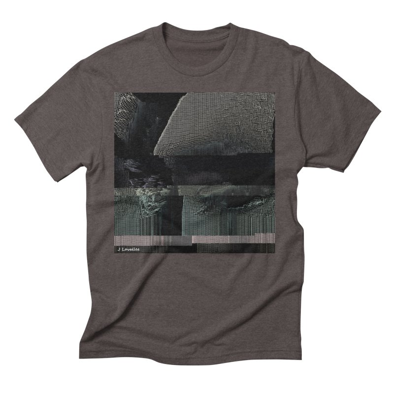the simulation Men's Triblend T-Shirt by J. Lavallee's Artist Shop