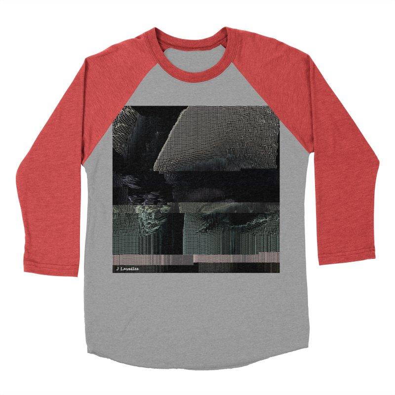 the simulation Women's Baseball Triblend Longsleeve T-Shirt by J. Lavallee's Artist Shop