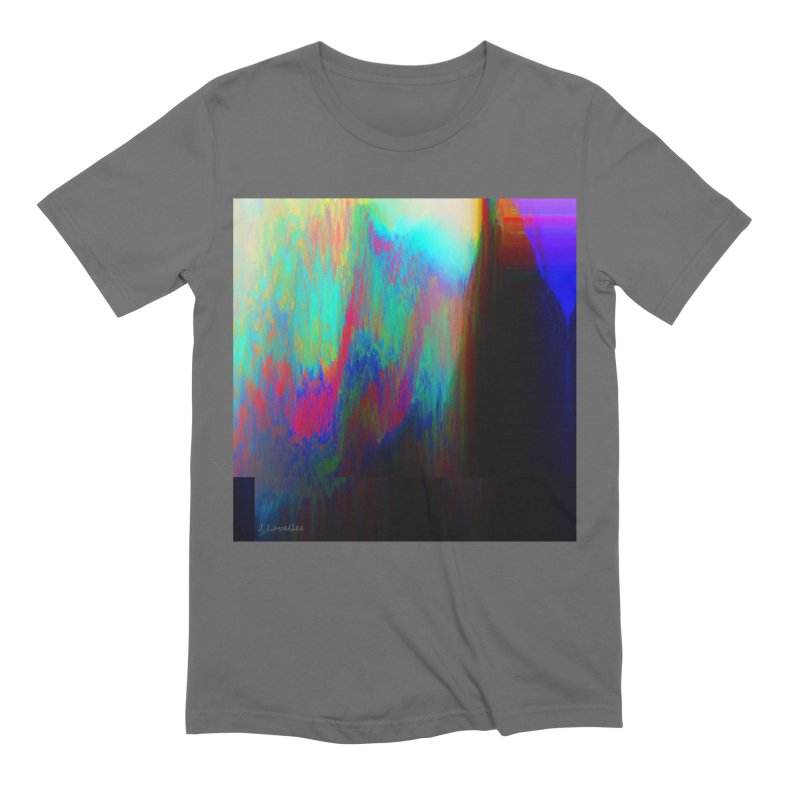 the melting Men's Extra Soft T-Shirt by J. Lavallee's Artist Shop