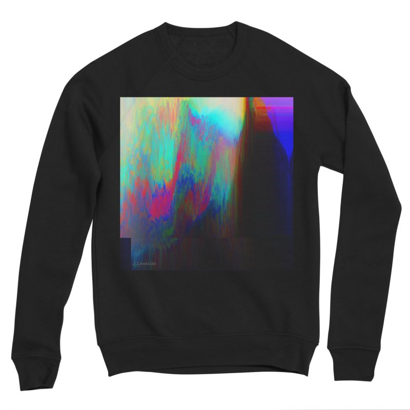 the melting Women's Sponge Fleece Sweatshirt by J. Lavallee's Artist Shop