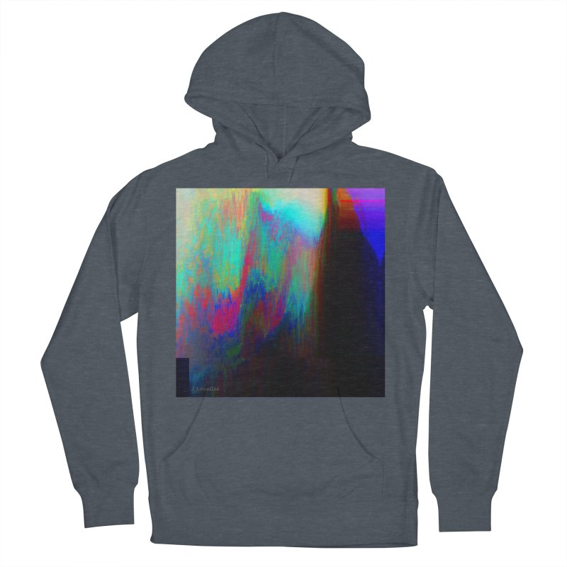 the melting Women's French Terry Pullover Hoody by J. Lavallee's Artist Shop