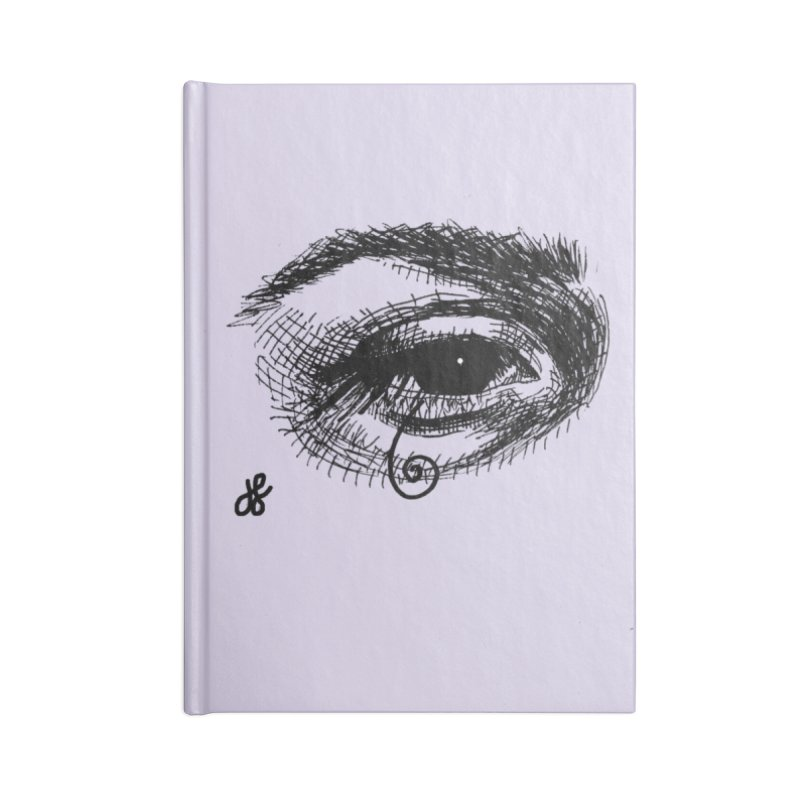 you don't wanna know Accessories Blank Journal Notebook by J. Lavallee's Artist Shop