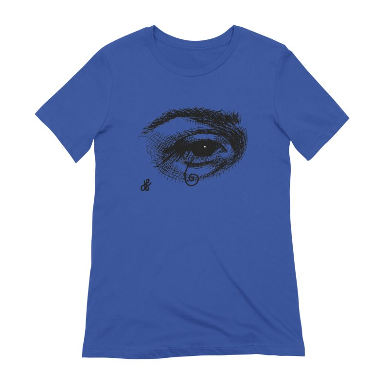 you don't wanna know Women's Extra Soft T-Shirt by J. Lavallee's Artist Shop