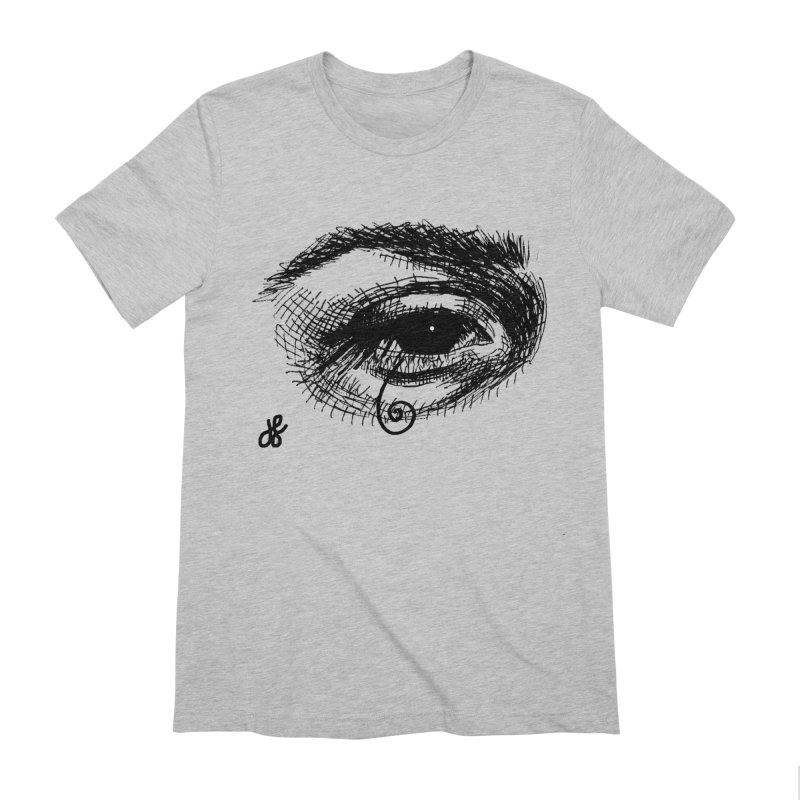 you don't wanna know Men's Extra Soft T-Shirt by J. Lavallee's Artist Shop