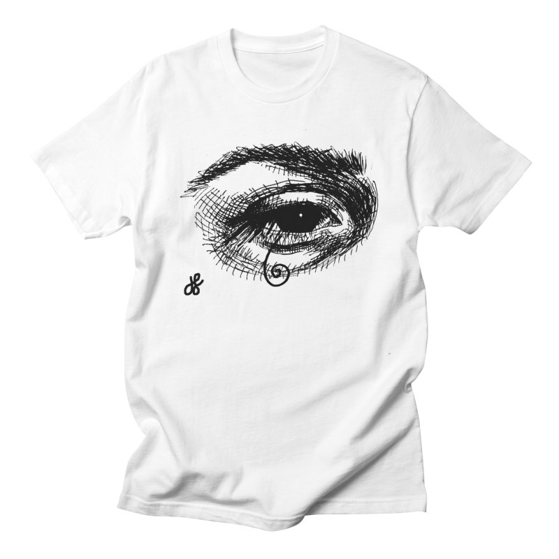 you don't wanna know Men's Regular T-Shirt by J. Lavallee's Artist Shop