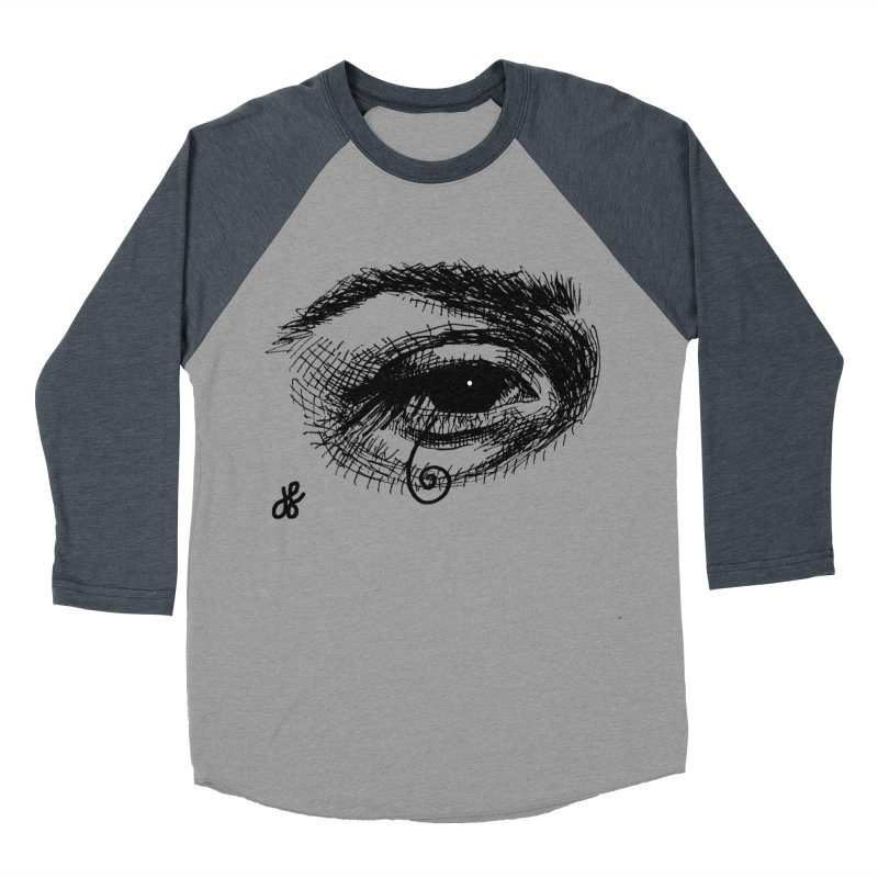 you don't wanna know Women's Baseball Triblend Longsleeve T-Shirt by J. Lavallee's Artist Shop