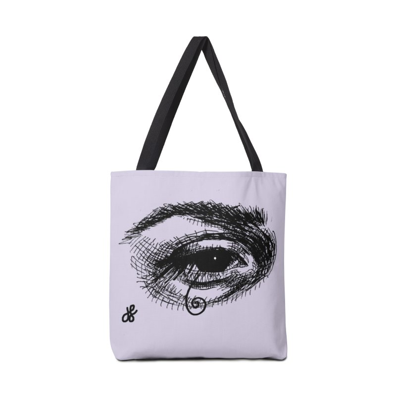 you don't wanna know Accessories Bag by J. Lavallee's Artist Shop