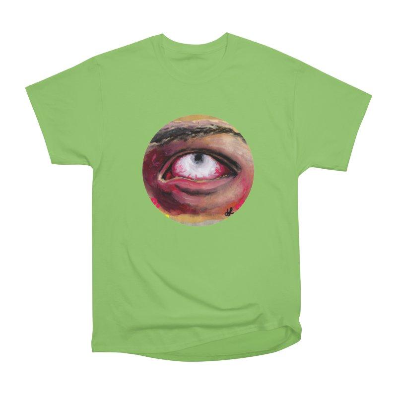 """demon of fatigue"" Women's Heavyweight Unisex T-Shirt by J. Lavallee's Artist Shop"