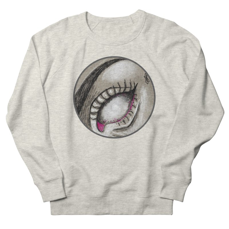 """""""soulless"""" redesign Women's French Terry Sweatshirt by J. Lavallee's Artist Shop"""