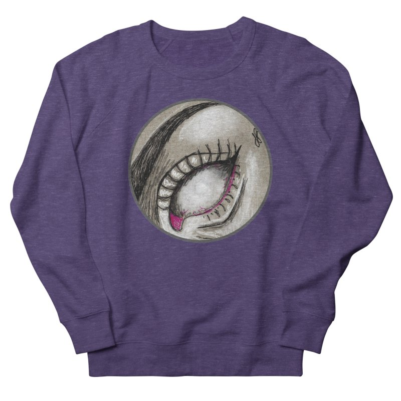 """""""soulless"""" redesign Men's French Terry Sweatshirt by J. Lavallee's Artist Shop"""
