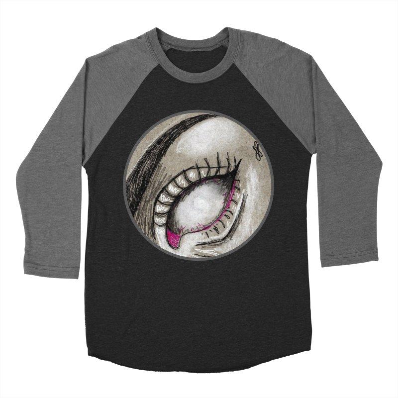 """soulless"" redesign Women's Baseball Triblend Longsleeve T-Shirt by J. Lavallee's Artist Shop"