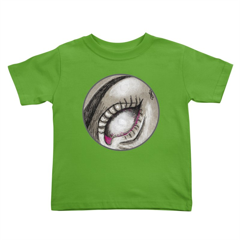 """soulless"" redesign Kids Toddler T-Shirt by J. Lavallee's Artist Shop"