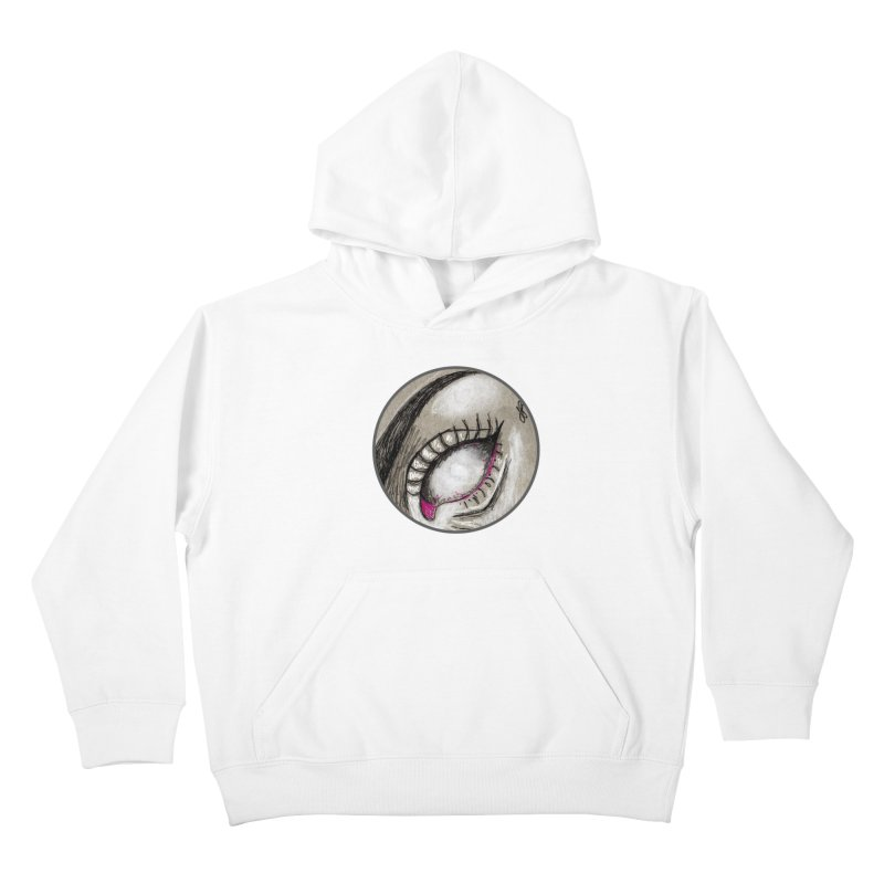 """""""soulless"""" redesign Kids Pullover Hoody by J. Lavallee's Artist Shop"""