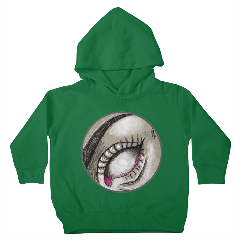 """""""soulless"""" redesign Kids Toddler Pullover Hoody by J. Lavallee's Artist Shop"""