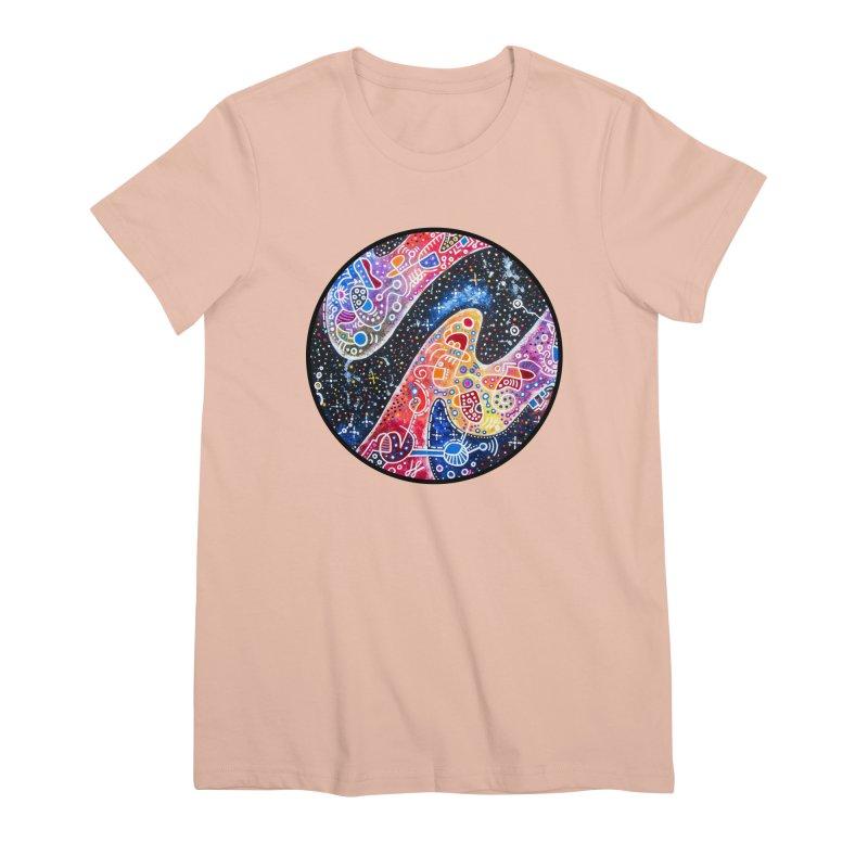"""""""zenith"""" redesign Women's Premium T-Shirt by J. Lavallee's Artist Shop"""