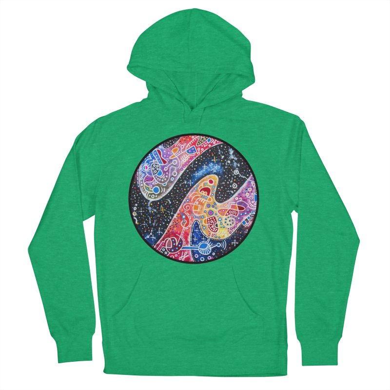 """""""zenith"""" redesign Women's French Terry Pullover Hoody by J. Lavallee's Artist Shop"""