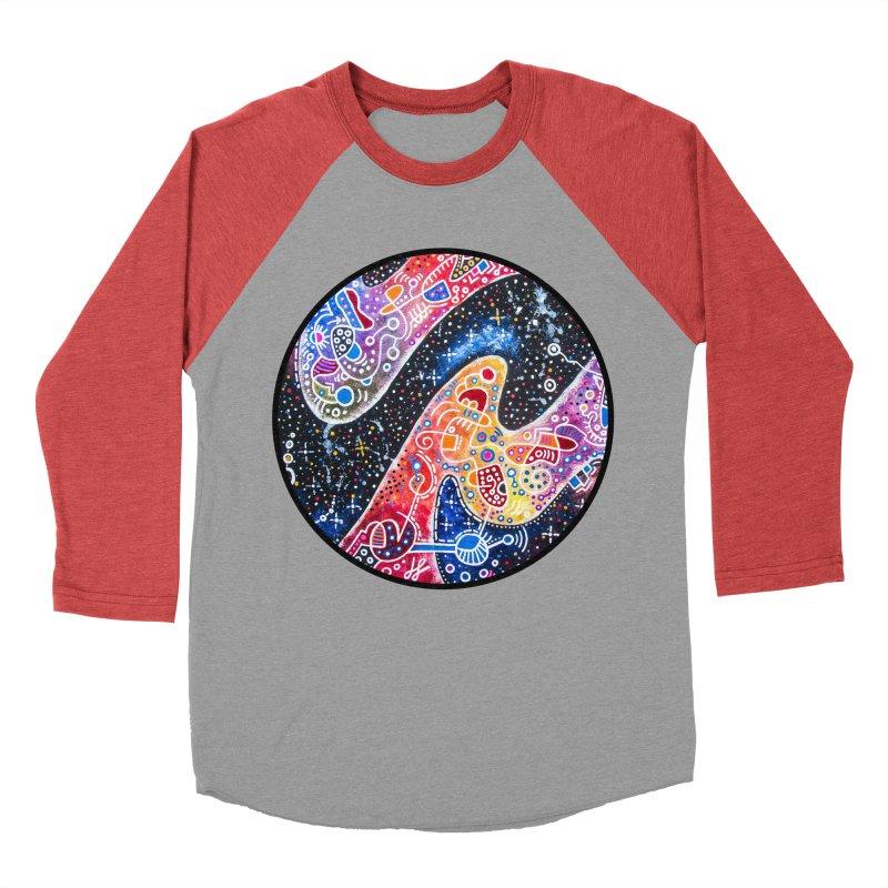 """""""zenith"""" redesign Women's Baseball Triblend Longsleeve T-Shirt by J. Lavallee's Artist Shop"""