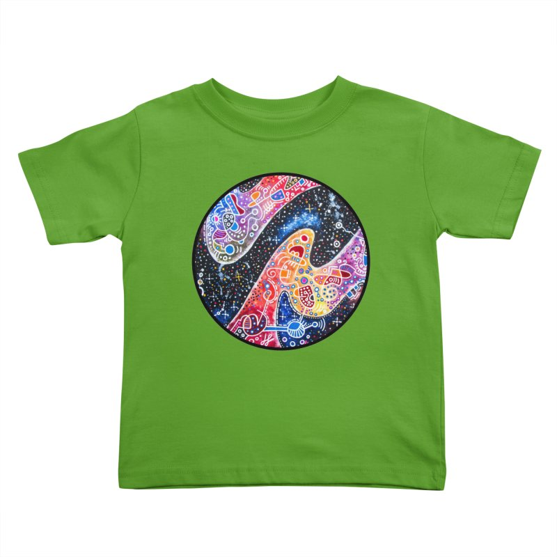 """zenith"" redesign Kids Toddler T-Shirt by J. Lavallee's Artist Shop"