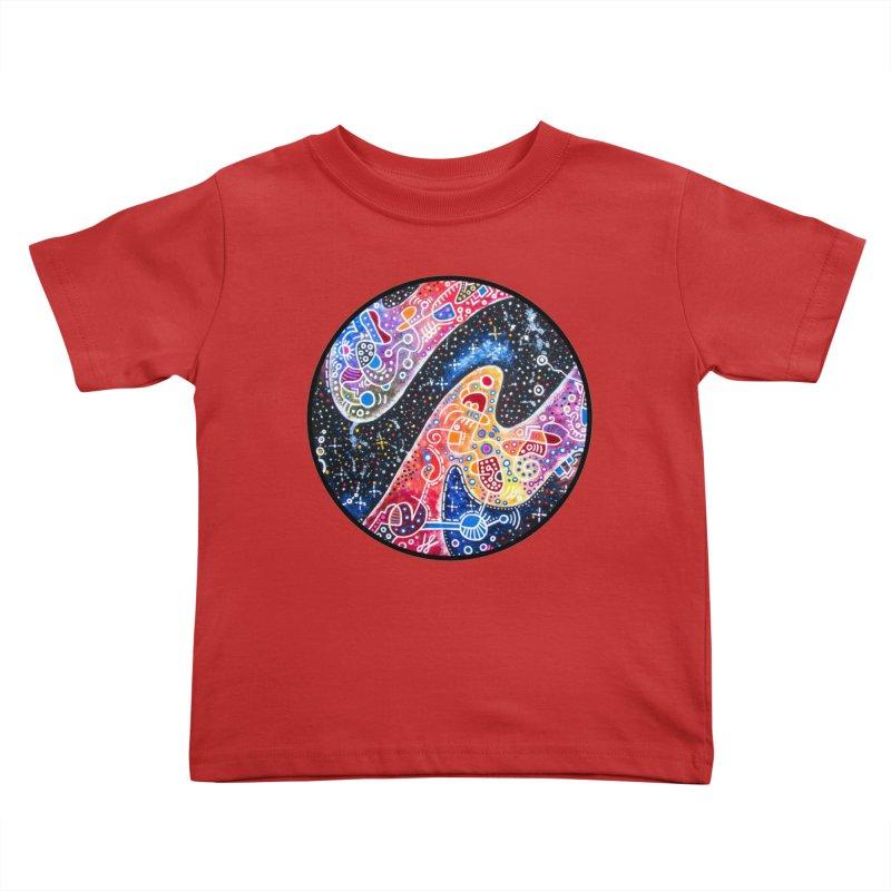 """zenith"" redesign Kids Toddler T-Shirt by J. Lavallee's Artist Shop"
