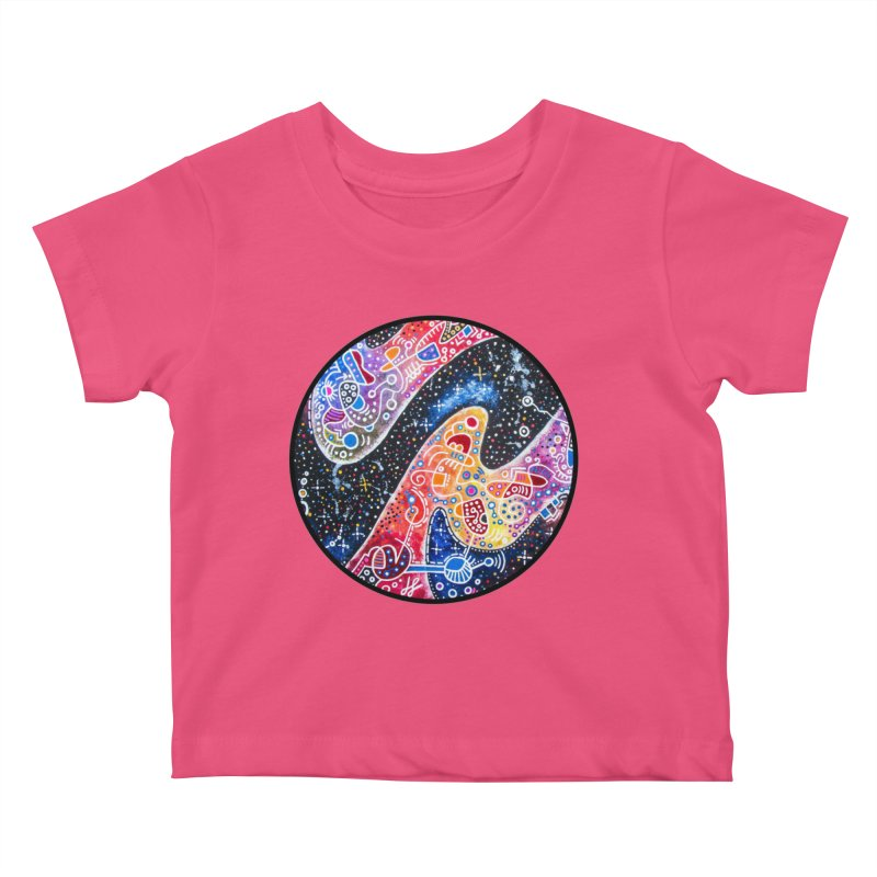 """zenith"" redesign Kids Baby T-Shirt by J. Lavallee's Artist Shop"