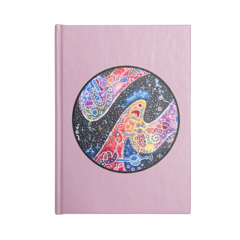 """zenith"" redesign Accessories Blank Journal Notebook by J. Lavallee's Artist Shop"