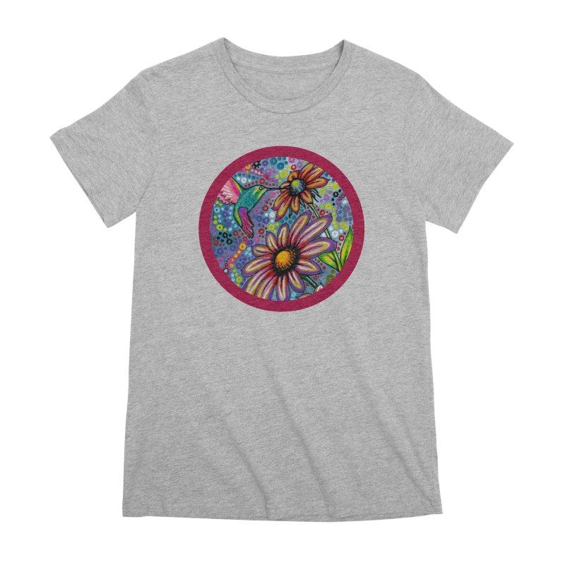 """summertime"" redesign Women's Premium T-Shirt by J. Lavallee's Artist Shop"