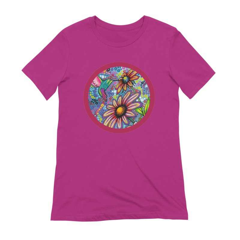 """""""summertime"""" redesign Women's Extra Soft T-Shirt by J. Lavallee's Artist Shop"""