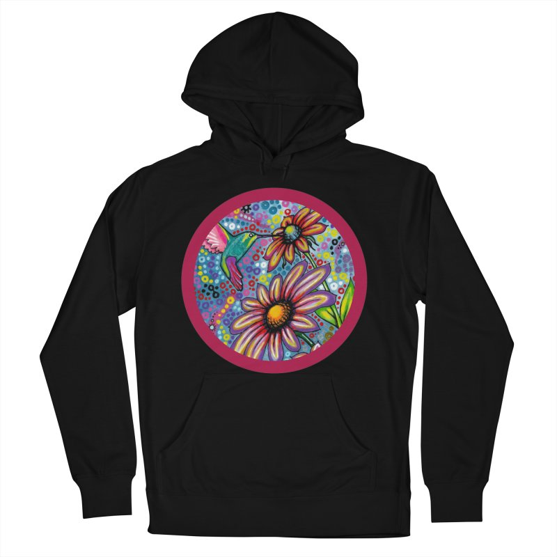 """""""summertime"""" redesign Women's French Terry Pullover Hoody by J. Lavallee's Artist Shop"""