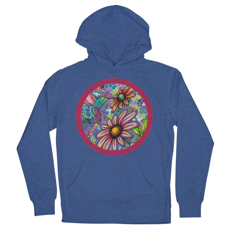 """""""summertime"""" redesign Men's French Terry Pullover Hoody by J. Lavallee's Artist Shop"""