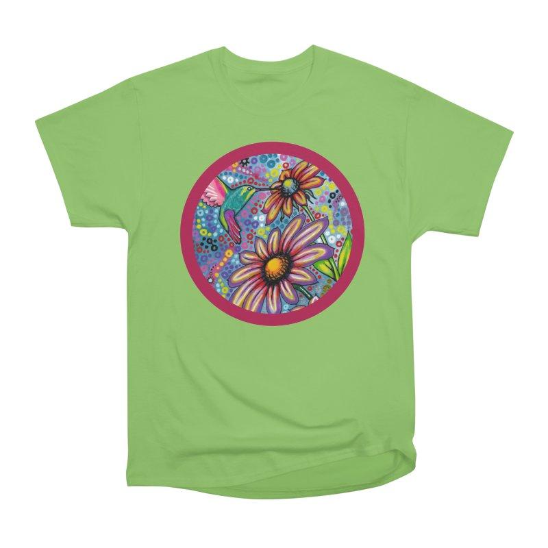 """summertime"" redesign Women's Heavyweight Unisex T-Shirt by J. Lavallee's Artist Shop"