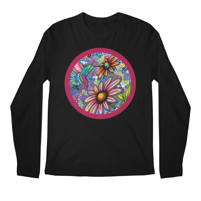 """summertime"" redesign Men's Regular Longsleeve T-Shirt by J. Lavallee's Artist Shop"