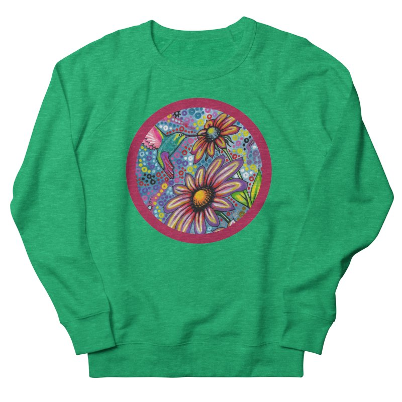 """""""summertime"""" redesign Women's French Terry Sweatshirt by J. Lavallee's Artist Shop"""