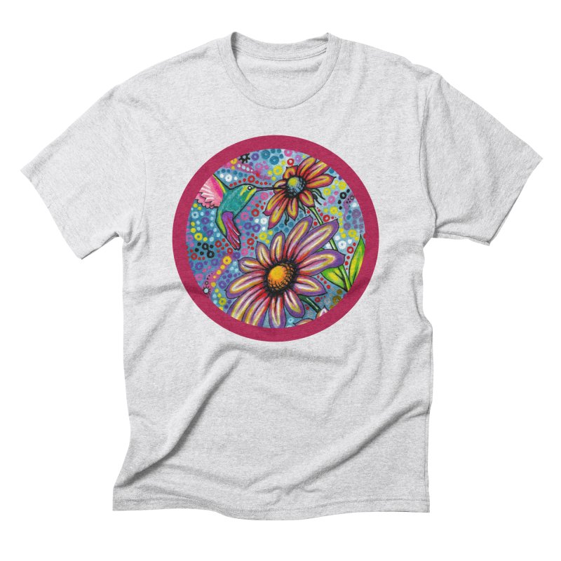 """summertime"" redesign Men's Triblend T-Shirt by J. Lavallee's Artist Shop"