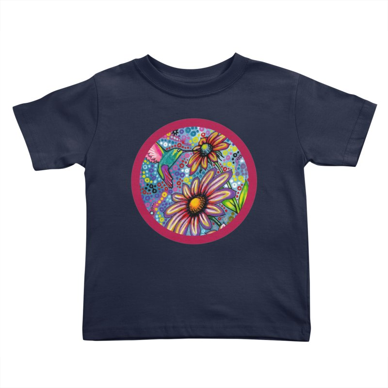 """""""summertime"""" redesign Kids Toddler T-Shirt by J. Lavallee's Artist Shop"""