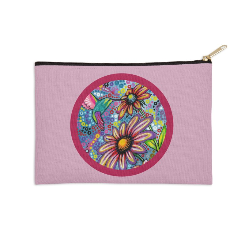 """summertime"" redesign Accessories Zip Pouch by J. Lavallee's Artist Shop"