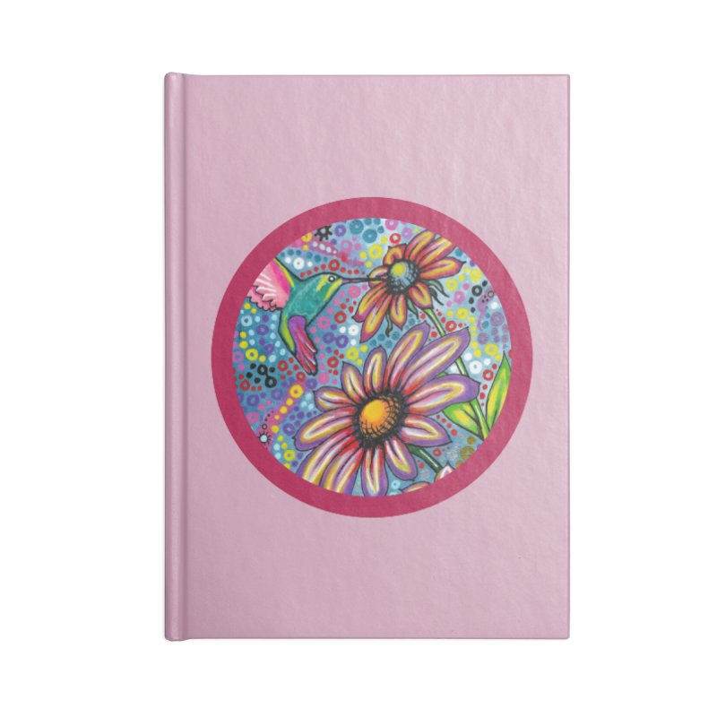 """summertime"" redesign Accessories Blank Journal Notebook by J. Lavallee's Artist Shop"